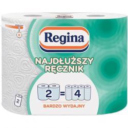 Regina ręcznik papierowy 2-warstwowy Najdłuższy Ręcznik 2 sztuki