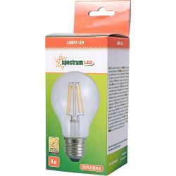 Spectrum LED żarówka E27 4W Żarnikowa