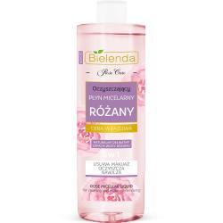 Bielenda Rose Płyn micelarny różany 500ml oczyszczający