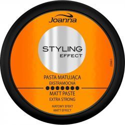 Joanna Styling FLUO pasta matująca ekstramocna 80g