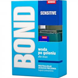 Bond płyn po goleniu Sensitive 100ml