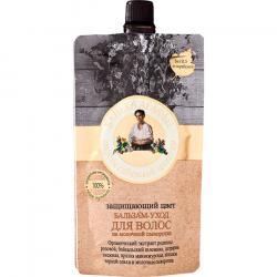 Babuszka Agafia balsam do włosów chroniący kolor 100ml