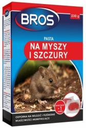Bros pasta na myszy i szczury 230g