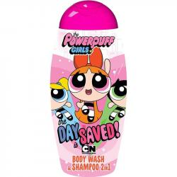 Bi-es Powerpuff Girls żel pod prysznic 2w1 250ml