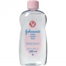 Johnson's oliwka nawilżająca 300ml