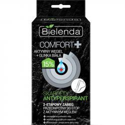 Bielenda Comfort skarpetki - antyperspirant do stóp