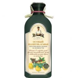 Babuszka Agafia szampon do włosów przeciw wypadaniu i łamliwości 350ml