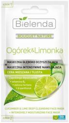 Bielenda Ogórek & Limonka maseczka do twarzy 2x5g