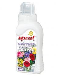Agrecol odżywka do kwiatów ciętych - kondycjoner 250ml