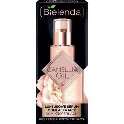 Bielenda Camelia Oil Luksusowe serum odmładzające 30ml