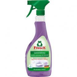 Frosch 500ml środek czyszczący do łazienki lawendowy