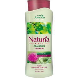 Joanna Naturia Family szampon do włosów z brzozą i łopianem 750ml