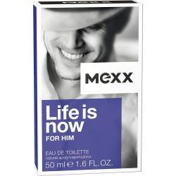 Mexx EDT Men Life Is Now 50ml