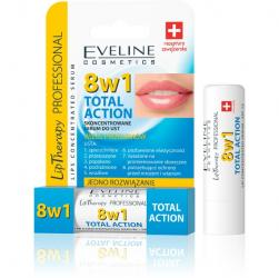 Eveline serum do ust 8w1 pomadka ochronna