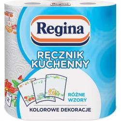 Regina ręcznik kuchenny 2-warstwowy Uniwersalny 2 sztuki