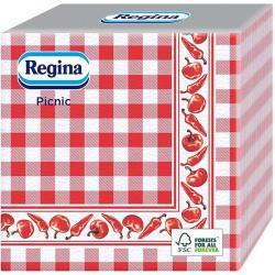 Regina Serwetki 33x33cm 45cm Picnic