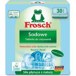 Frosch tabletki do zmywarki na bazie sody 30 szt.