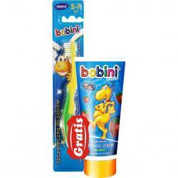 Bobini pasta dla dzieci Junior + szczoteczka miękka gratis