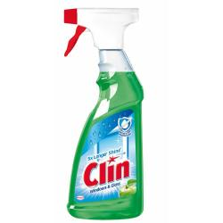 Clin Jabłkowy Spray 500ml płyn do szyb