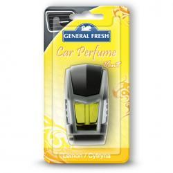 General Fresh odświeżacz samochodowy Vent Cytryna