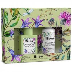 Bi-es zestaw Blossom Meadow (EDT 100ml + balsam 75ml)