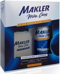 Makler zestaw Attraction płyn po goleniu + deo