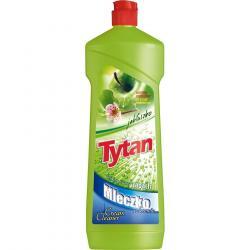 Tytan mleczko do czyszczenia 900g jabłko