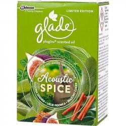 Glade by Brise electric wkład wymienny do odświeżacza elektrycznego Acoustic Spice 20ml