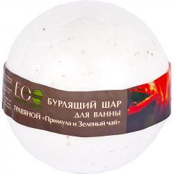 EOlab kula do kąpieli 220g Pierwiosnek-Zielona Herbata
