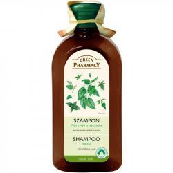 Green Pharmacy szampon do włosów 350ml Pokrzywa