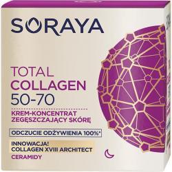Soraya Total Collagen 50-70+ Krem-koncentrat na noc 50ml