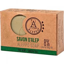 Alepeo mydło z zieloną herbatą 100g