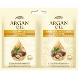 Joanna Argan duosaszetka szampon i maska 2X100ml