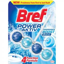 Bref Power Aktiv Ocean  kulki - kostka do WC