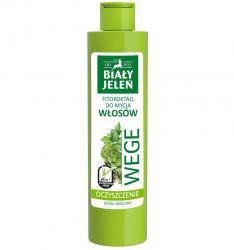 Biały Jeleń WEGE szampon 250ml Pietruszka i Karczoch (Oczyszczenie)