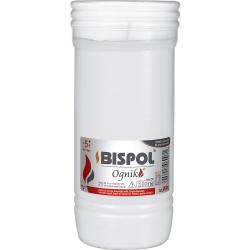 Bispol Ognik WP6 wkład do zniczy parafinowy 10szt