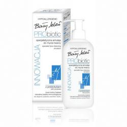 Biały Jeleń PRObiotic emulsja do mycia twarzy 175ml