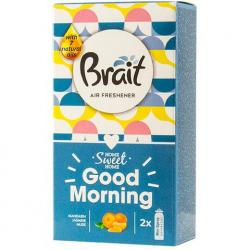 Brait Mini Spray zapas 2x10ml Good Morning
