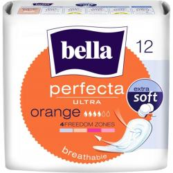 Bella podpaski Perfecta ultra orange a12