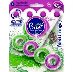 Brait kostka do WC 40g Rings Forest