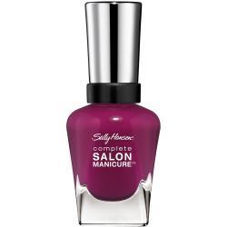 Sally Hansen lakier do paznokci 414 Cherry Cherry Bang Bang Complete Salon Manicure
