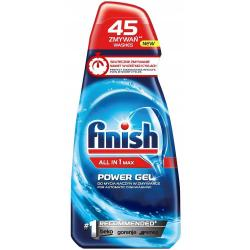 Finish All In 1 Max żel do zmywarek 900ml Regular