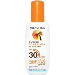 Kolastyna emulsja do opalania SPF30 150ml