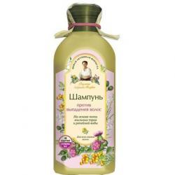 Babuszka Agafia szampon do włosów przeciw wypadaniu 350ml