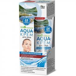 Fitokosmetik Aqua Krem do twarzy 45ml ultra nawilżenie skóra normalna i mieszana