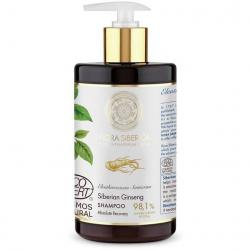 Flora Siberica szampon 480ml odbudowujący