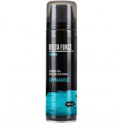 Delta Force żel do golenia Dynamic 200ml