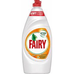 Fairy płyn do naczyń 900ml pomarańcza z trawą cytrynową