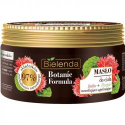 Bielenda Botanic Formula masło do ciała 400ml Nawilżająco-ujędrniające