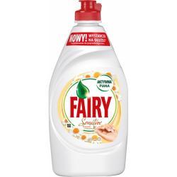 Fairy płyn do naczyń 450ml rumianek - witaminy